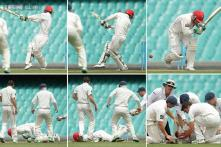 Ball that hit Phillip Hughes has been destroyed by Cricket NSW