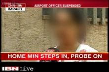 Immigration official harrasses woman passenger, suspended after MHA's intervention