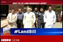 Government may let Land Ordinance lapse on April 5: sources