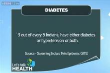 Let's Talk Health: Myths and doubts about Diabetes