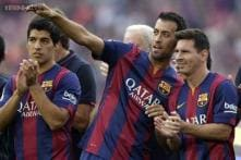 Barcelona's 'MNS' is better than Real Madrid's 'BBC', says Neymar
