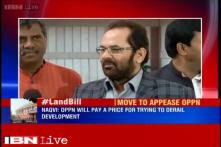 Opposition trying to derail development process, says MA Naqvi