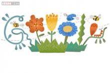 Google commemorates Iranian New Year with Navroz Mubarak doodle