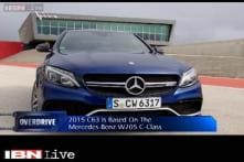 Overdrive: Review of Mercedes AMG C63 S