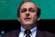 Change at top of FIFA is 'important' for football, says Michel Platini