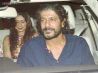 Photos: Preity Zinta throws a party for friends Shilpa Shetty, Tabu, Lara Dutta