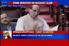 Pursue all 27 cases against Masarat Alam vigorously: Rajnath Singh to J&K government