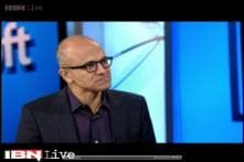 It's more about the mobile experiences not about just one single device: Satya Nadella