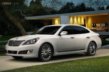 Hyundai's upcoming Equus luxury sedan to include self-driving features