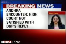 Andhra HC not satisfied with DGP's reply on Chittoor encounter, asks him to reappear before it