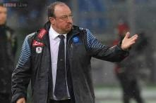 Rafa Benitez keeps option open over Napoli future