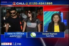 Is Virat Kohli's outburst justified?
