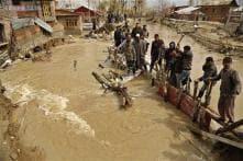 Heavy rainfall hits Jammu and Kashmir again, water level rises in Jhelum