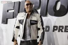 Vin Diesel cements place in Hollywood