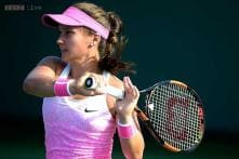Lauren Davis beats top-seeded Eugenie Bouchard in Family Circle Cup