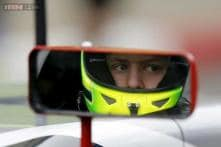 Michael Schumacher's son best rookie on F4 race debut