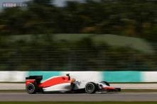 Manor Marussia take another step forward at Chinese Grand Prix