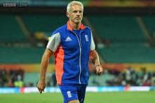 My role is to see nothing affects the players: England coach Peter Moores