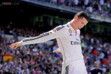 Cristiano Ronaldo scores five as Real Madrid hammer Granada 9-1