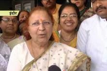 Suitable action to augment security of Parliament Complex: Sumitra Mahajan