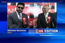 Bollywood actor Abhishek Bachchan extends support to Keith Vaz