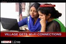 Wifi in Ghaziabad's Tilla Shahbazpur village makes life easy for its residents
