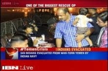 349 Indians evacuated from Yemen reach Djibouti, will be brought to Delhi soon