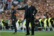 Carlo Ancelotti probed on future after Champions League exit