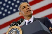 Obama sings 'Amazing Grace' at funeral of slain Charleston pastor