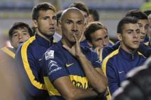 Boca Juniors kicked out of South America tournament over fan attack