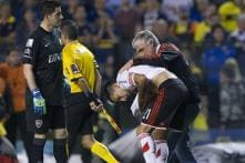 River Plate players attacked with homemade concoction