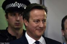 UK's Cameron returning to power, Labour routed in Scotland