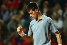 Novak Djokovic battles through to Rome quarter-finals