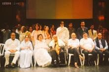 Shashi Kapoor receives Dadasaheb Phalke Award in a star studded ceremony