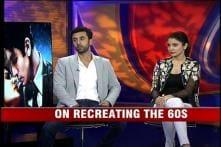 e Lounge: In conversation with Ranbir, Anushka on 'Bombay Velvet'