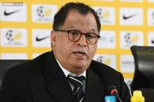 South Africa football chief admits $10 m payment, says not a bribe