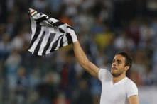 Alessandro Matri the unlikely hero as Juventus win Italian cup
