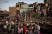 Fresh tremors of magnitude 5.7 on Richter scale felt in Nepal