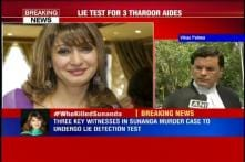 Sunanda Pushkar death case: Delhi Court allows polygraph tests to be conducted on 3 key witnesses