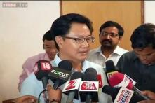 Kiren Rijiju in denial mode, after claiming he was misquoted on beef, says he does not eat it