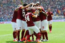 Roma, Lazio and Napoli fighting for 2nd place in Serie A