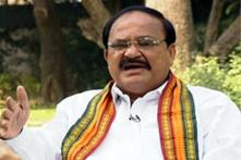 Venkaiah Naidu heaps praise on President, PM for Yoga Day initiatives