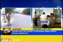Tripura government decides to withdraw controversial AFSPA law, notification to be issued soon