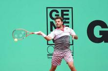 Grand Slam champions Wawrinka, Cilic lose at Geneva Open