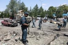 Taliban claims responsibility for Kabul suicide attack; at least 1 dead, 22 injured