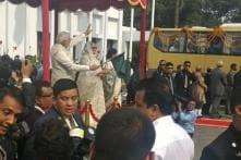 Two bus services launched between India and Bangladesh