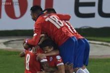Host Chile beat Ecuador 2-0 in Copa America opener