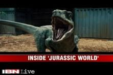 e Lounge: Inside the 'Jurassic World'
