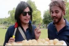 Here's what happened when Chutki aka Gaurav Gera visited India Gate for the first time