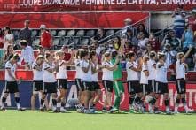 Germany beat Sweden, China oust Cameroon at FIFA Women's World Cup